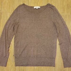 The Loft sweater